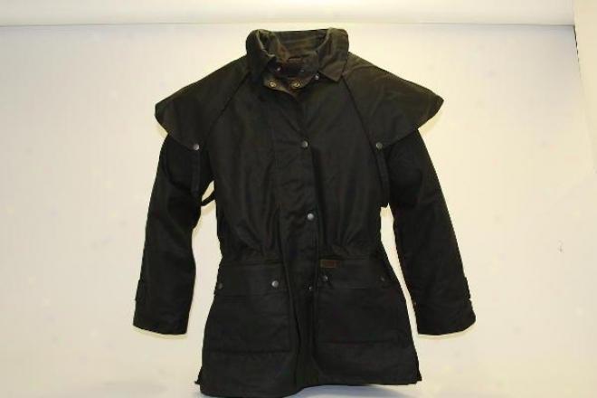 Outback Oilskin Short Oilskin Jacket