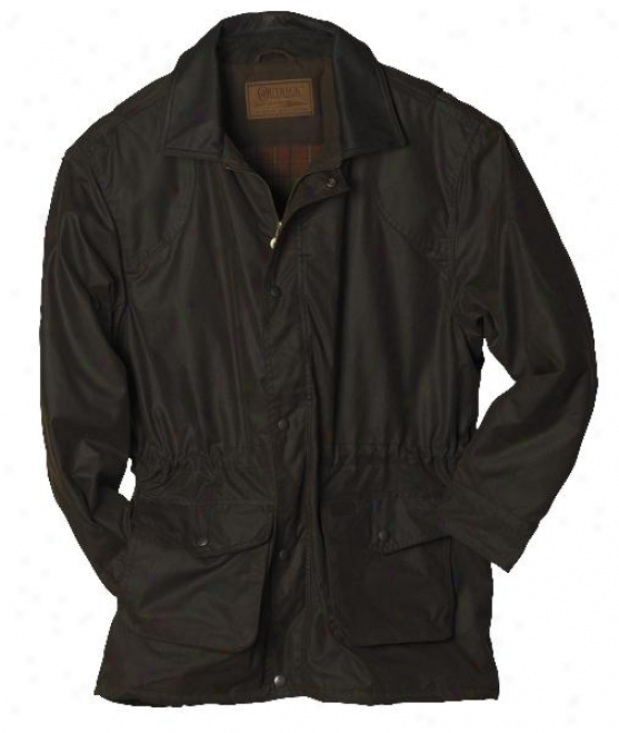 Outback Oilskin Southwest Jacket