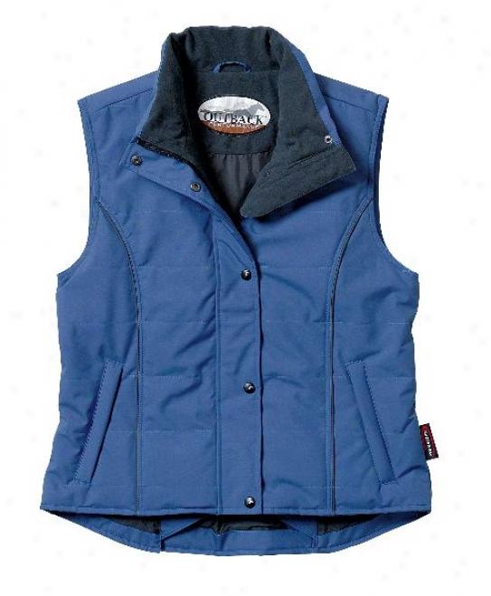 Outback Trading Ladies Apex Primaloft Vest