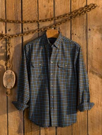 Outback Commercial Mens Classic Shirt