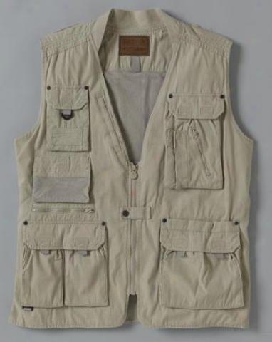 Outback Trading Men's Getaway Vest