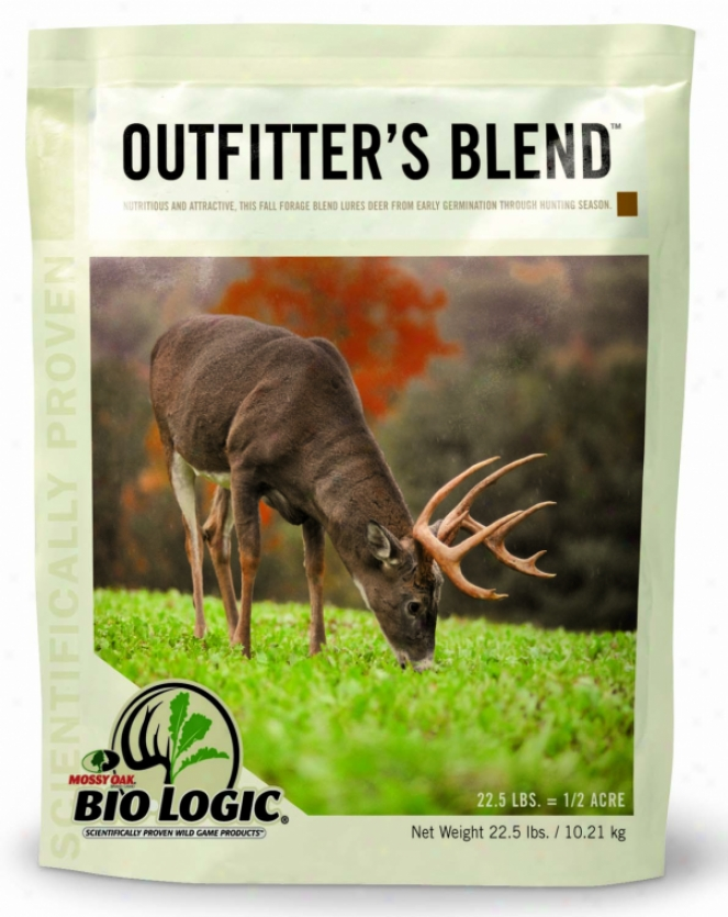 Outfitters Deer Blend - 22.5 Pound