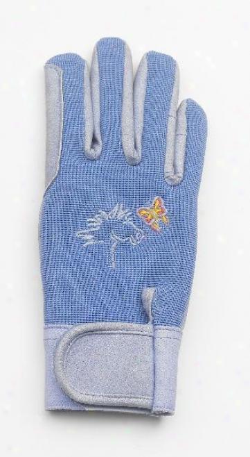 Ovation Childs Pony Rider Butterfly Glove