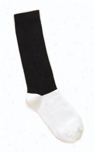 Ovation Childs Slimliner Boot Socks - Limelight - C 6-8