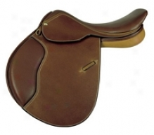 Ovation Jumping Saddle With  Padded Flap