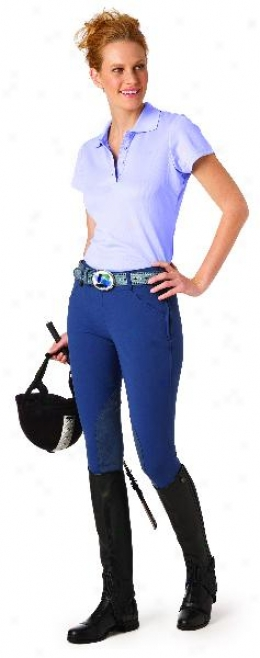 Ovation Ultra Dx Ladies Take ~s Zip Breech