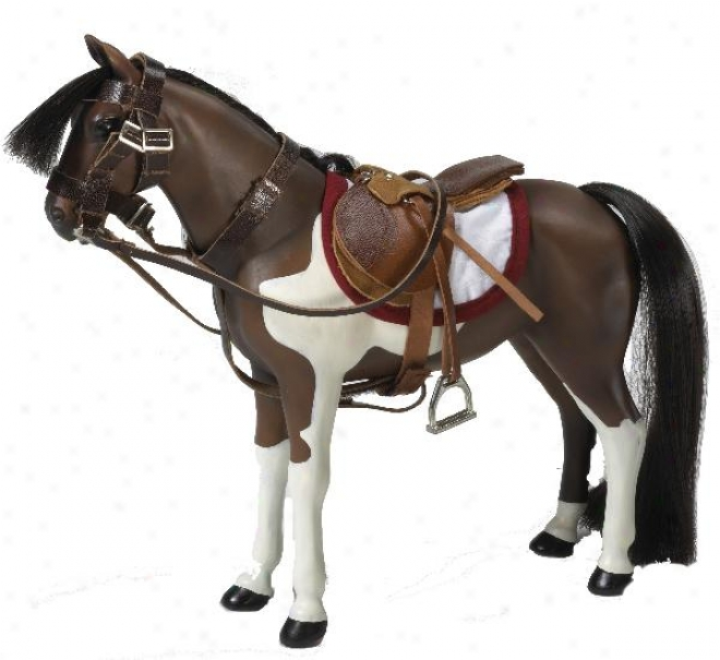 Paradise Horses English Riding Set - 1:9 Scale