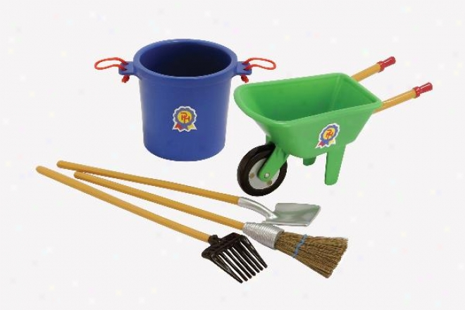Paradise Horses Stable Cleaning Set - 1:9 Gradation