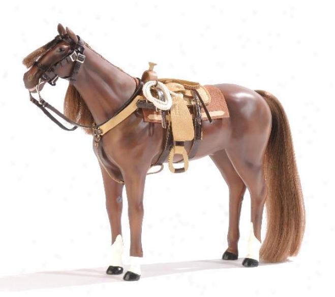Paradise Horses Western Ridin Set - 1:9 Scale