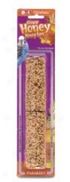 Parakeet Crixpy Honey Sticks