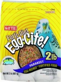 Parakeet Fortidiet Eggcite - 3 Pounds