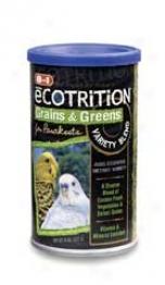 Parakeet Grains Plus Greens