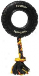 Pawtrack With Rope Toy For Dogs