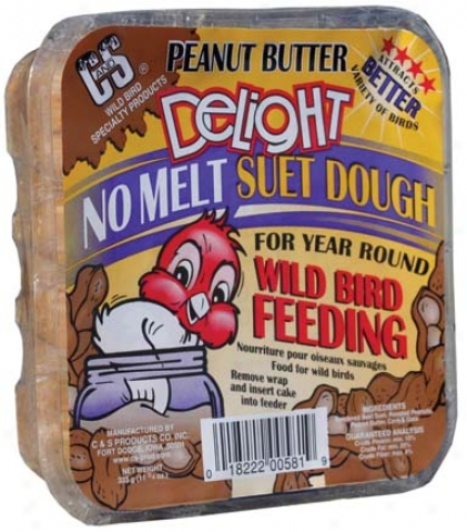 Peanut Butter Delibht - 11.75 Ounce
