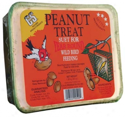 Peanut Treat - 3.5 Pound