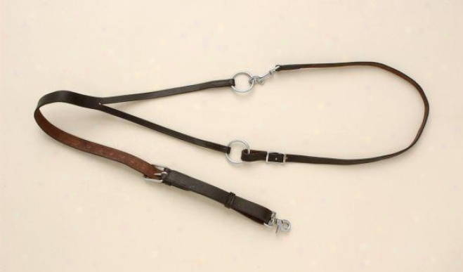 Performers 1st Choice Leather Trianing Martingale