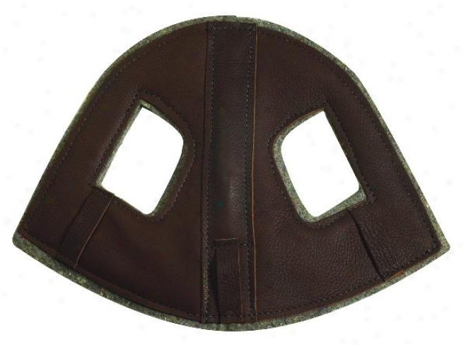 Perri's Leather Head Bumper - Brown - Stand