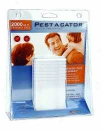 Pest-a-cator 2000 - 2000 Sq Feet