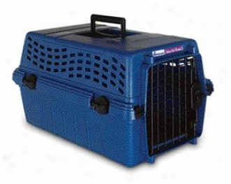 Pet Kennel - Navy