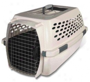 Pet Kennel - Tan - Medium