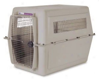 Pet Kennel - White