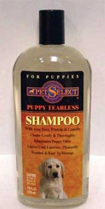 Pet Choose Tezrless Shampoo For Puppies - 17.5 Oz