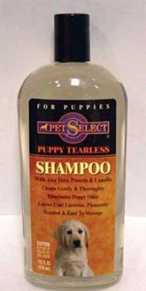 Pet Choose Tezrless Shampoo For Puppies - 17.5 Oz