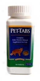 Pet-tabs Vitamins For Cats