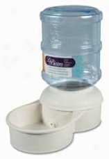 Pet Waterer - White - Small