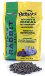 Peters Growth Diet For Rabbits
