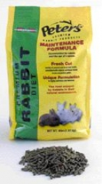 Peters Maint3nance Diet For Rabbits