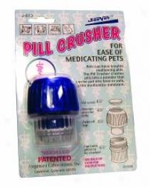 Pill Crusher From Jorgensen Labs - Plastic