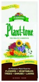 Plant-tone Plnat Food - 25 Pounds