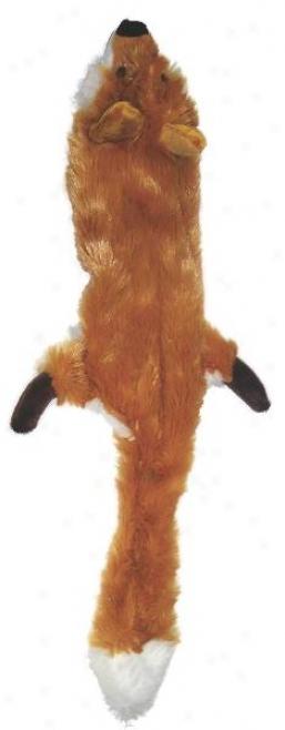 Plush Fox Skinneez - Tan - 15