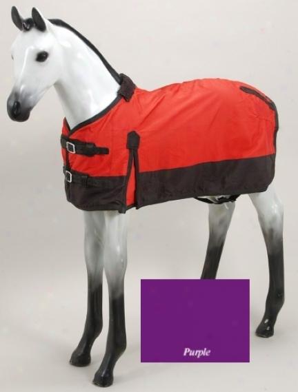 Polar Equestrian 600d Foal Sheet