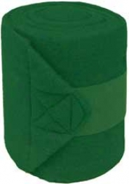 Polo Wraps - Dark Green - 9 Feet