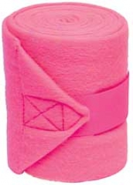 Polo Wraps - Pink - 9 Feet