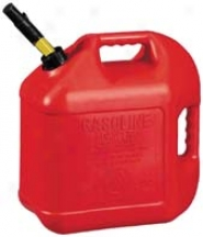 Poly Gas Can Spill Proof - 5 Gallon