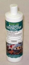 Pond Care Algae Destroyer - 16 Oz
