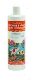 Pond Care Chlorine Heavy Metal Neuralizer