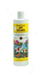 Pond Care Ph Down
