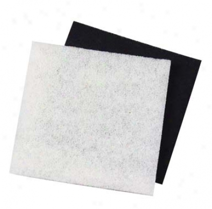 Ponx Filration - Black - 12x 12