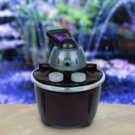 Pond Filtration - Black - Medium