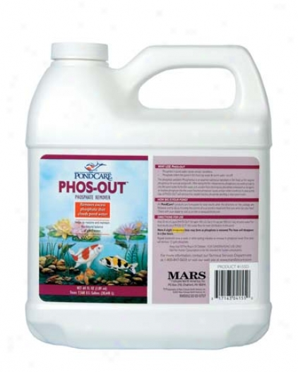 Pondcare Phos-out - 64 Ounce