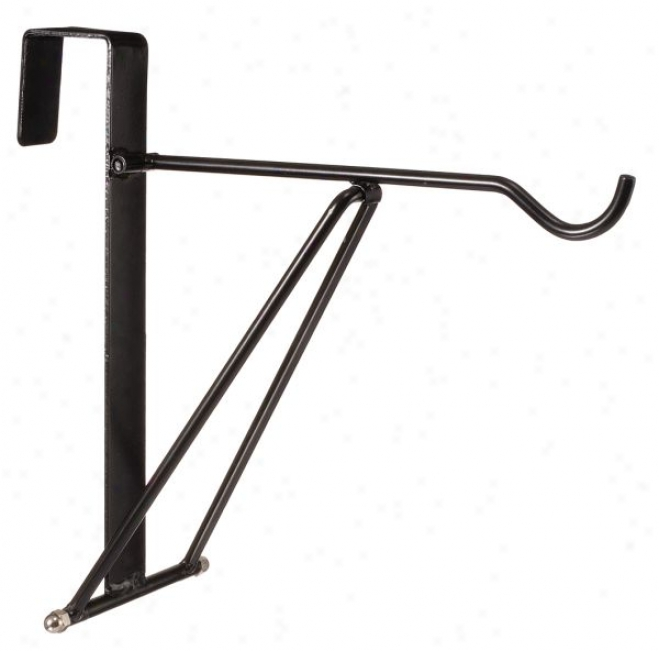 Portable Collapsible Hanger - Black