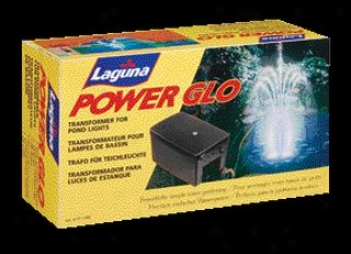 Powerglo Replacement Transformer For Pond Use - Black