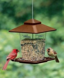 Prairie Style Bird Feeder - Assorted - 6.0 Pounds