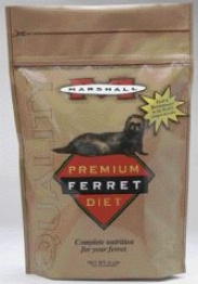 Premium Ferret Diet - 4 Pounds