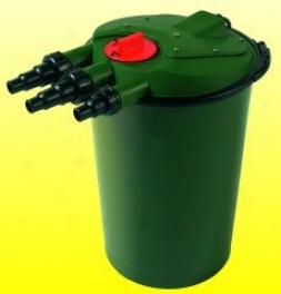 Pressurized Bio Pond Filter - Black