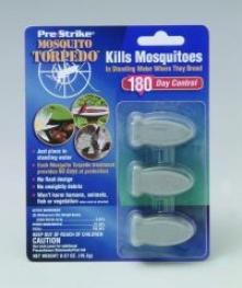 Prestrike Mosquito Torpedo